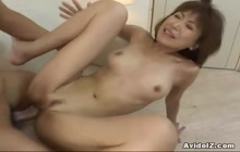 MILF Jun Kasanagi loves to fuck