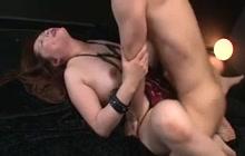 Cumming Inside Japanese MILF Reiko Shimura